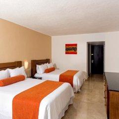Отель Flamingo Cancun Resort Мексика, Канкун - отзывы, цены и фото номеров - забронировать отель Flamingo Cancun Resort онлайн комната для гостей фото 3