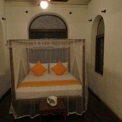 Отель Atapattu Walawwa Galle 2* Номер Делюкс с различными типами кроватей фото 4