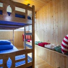 Отель Han River Guesthouse 2* Семейная студия с двуспальной кроватью фото 15