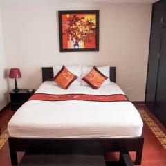 Отель Vietnam Backpacker Hostels - Downtown Номер Делюкс с различными типами кроватей фото 3
