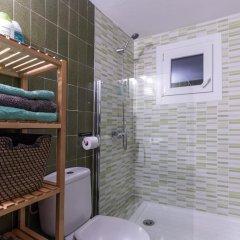 Отель Flat Top Manger Барселона ванная