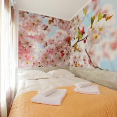 Мини-Отель Аморе Стандартный номер с двуспальной кроватью фото 7