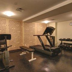 Отель La Quinta Inn & Suites Oshawa фитнесс-зал фото 2