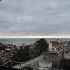 Отель Sea Panorama Apartment Болгария, Балчик - отзывы, цены и фото номеров - забронировать отель Sea Panorama Apartment онлайн балкон