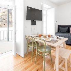 Апартаменты Lisbon Serviced Apartments - Castelo S. Jorge комната для гостей фото 5