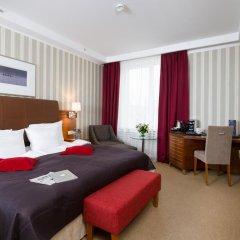 Гостиница Solo Sokos Palace Bridge 5* Номер Solo up с двуспальной кроватью фото 3