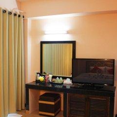 Krabi City View Hotel 3* Номер Делюкс с различными типами кроватей фото 9