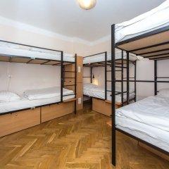 Hostel Mango Кровать в общем номере с двухъярусной кроватью фото 4