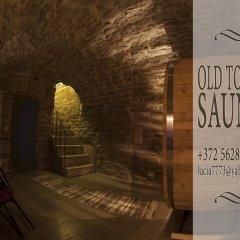 Отель Old Town Sauna Apartment Эстония, Таллин - отзывы, цены и фото номеров - забронировать отель Old Town Sauna Apartment онлайн интерьер отеля