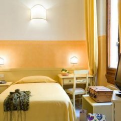 Hotel Fiorita 2* Стандартный номер с различными типами кроватей фото 14