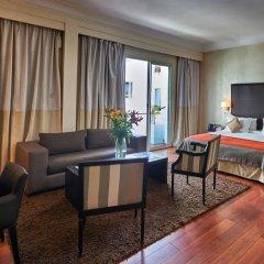 Park Suites Hotel & Spa 4* Представительский люкс с различными типами кроватей