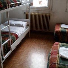 Hotel Giovannina Стандартный номер с двуспальной кроватью (общая ванная комната) фото 5