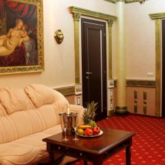 Гостиница Урарту комната для гостей фото 3