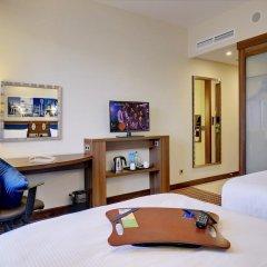Гостиница Hampton by Hilton Волгоград Профсоюзная 4* Стандартный номер с различными типами кроватей фото 13