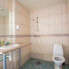 Отель City Apartment Hotel Норвегия, Берген - отзывы, цены и фото номеров - забронировать отель City Apartment Hotel онлайн ванная фото 2