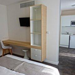 Hotel Paris Saint-Ouen удобства в номере