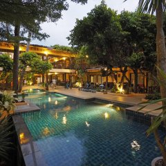 Отель Phra Nang Inn by Vacation Village бассейн фото 3
