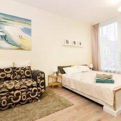 Отель Apartamentai 555 Литва, Вильнюс - отзывы, цены и фото номеров - забронировать отель Apartamentai 555 онлайн комната для гостей фото 4