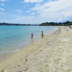 Отель Evangelia's Family House Греция, Ситония - отзывы, цены и фото номеров - забронировать отель Evangelia's Family House онлайн пляж