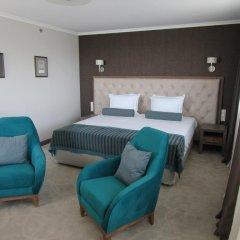 Hotel & Casino Cherno More 4* Номер Делюкс разные типы кроватей фото 5