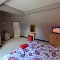 Отель Bua Khao Paradise Стандартный номер с различными типами кроватей фото 13