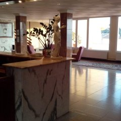 Отель Grecs Испания, Курорт Росес - отзывы, цены и фото номеров - забронировать отель Grecs онлайн интерьер отеля фото 2