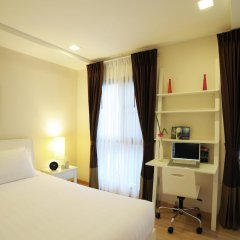 Отель Baan K Residence Managed By Bliston 4* Студия фото 11