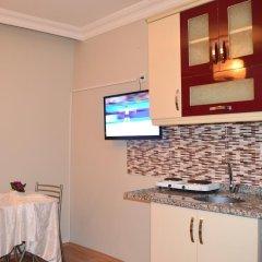 Отель Suen Apart Стамбул в номере