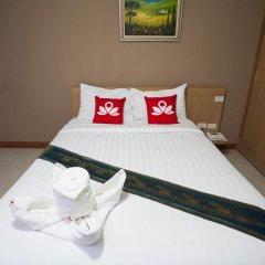 Отель ZEN Rooms Vibhavadee-Rangsit 3* Стандартный номер с различными типами кроватей фото 2