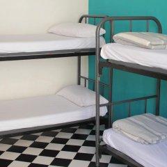 Hostel New York Кровать в общем номере с двухъярусной кроватью фото 2