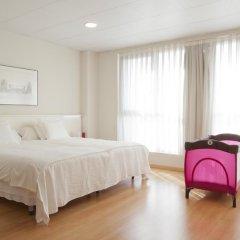 Отель Vertice Roomspace Madrid 3* Улучшенный номер с 2 отдельными кроватями фото 3