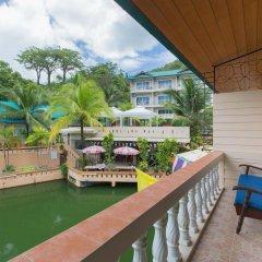 Отель Patong Rai Rum Yen Resort 3* Стандартный номер с двуспальной кроватью