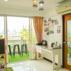 Отель Bann Sabai Rama Iv Бангкок питание фото 2