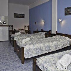 Отель Roula Villa 2* Стандартный номер с различными типами кроватей фото 7