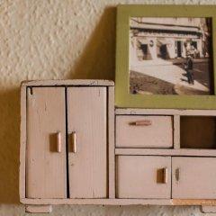 Home Made Hostel сейф в номере
