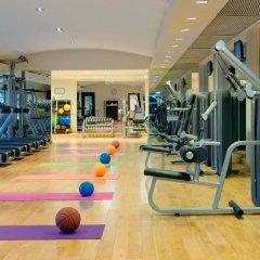Отель Hyatt Regency Galleria Residence Дубай фитнесс-зал