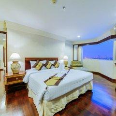 Отель Prince Palace Hotel Таиланд, Бангкок - 12 отзывов об отеле, цены и фото номеров - забронировать отель Prince Palace Hotel онлайн комната для гостей фото 4