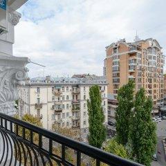 Гостиница Partner Guest House Khreschatyk 3* Студия с различными типами кроватей фото 37