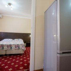 Гостевой дом Яна Стандартный семейный номер с двуспальной кроватью фото 2