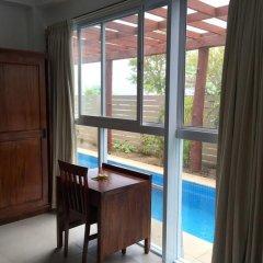 Отель First Landing Beach Resort & Villas 3* Вилла Премиум с различными типами кроватей фото 6