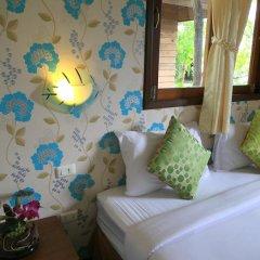 Отель Chaweng Park Place 2* Бунгало Делюкс с различными типами кроватей фото 26