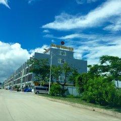 Tuan Chau Marina Hotel городской автобус