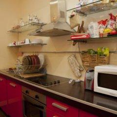Хостел Бабушка Хаус Номер с общей ванной комнатой с различными типами кроватей (общая ванная комната) фото 10