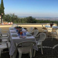 Отель Al Pino B&B Италия, Гроттаферрата - отзывы, цены и фото номеров - забронировать отель Al Pino B&B онлайн питание фото 2