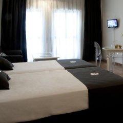 Отель Aparthotel Quo Eraso Мадрид комната для гостей фото 5