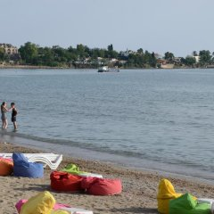 Andiz Beach Hotel пляж фото 2