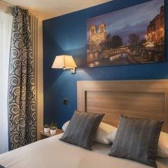 Отель My Hôtel In France Marais 3* Стандартный номер с различными типами кроватей фото 5