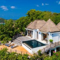 Отель Cape Shark Pool Villas 4* Вилла Делюкс с различными типами кроватей фото 2