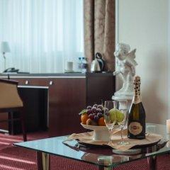 Гостиница Мелиот 4* Апартаменты с различными типами кроватей фото 9