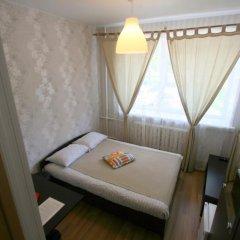City Hostel Стандартный номер двуспальная кровать фото 7